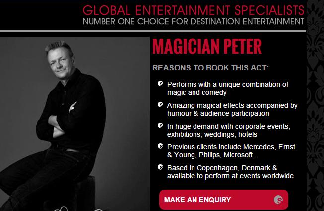 Peters agency