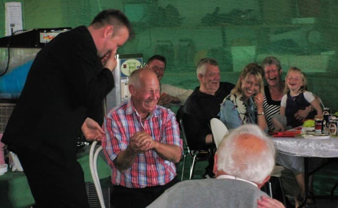 Svend 80 års fest